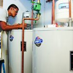 Energy Efficient Home, water heater