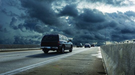 Evacuation, road, SUV, evacuation checklist
