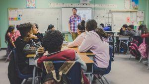 classroom, kids, teacher, school safety