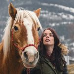 Owning a Horse, brown horse, woman