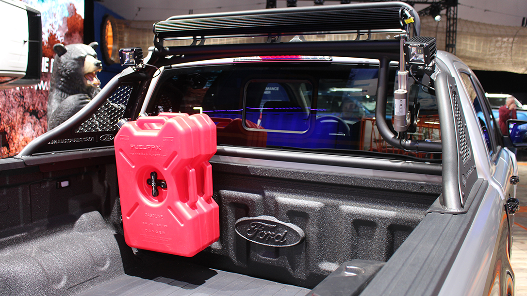 Ford Ranger Bed Gear