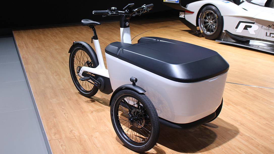 Volkswagen Get Outa Dodge Trike?