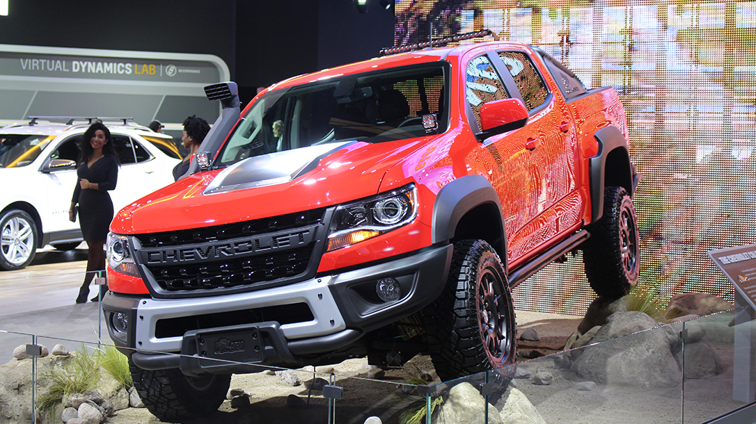 2019 Chevrolet Colorado ZR2 Bison Edition