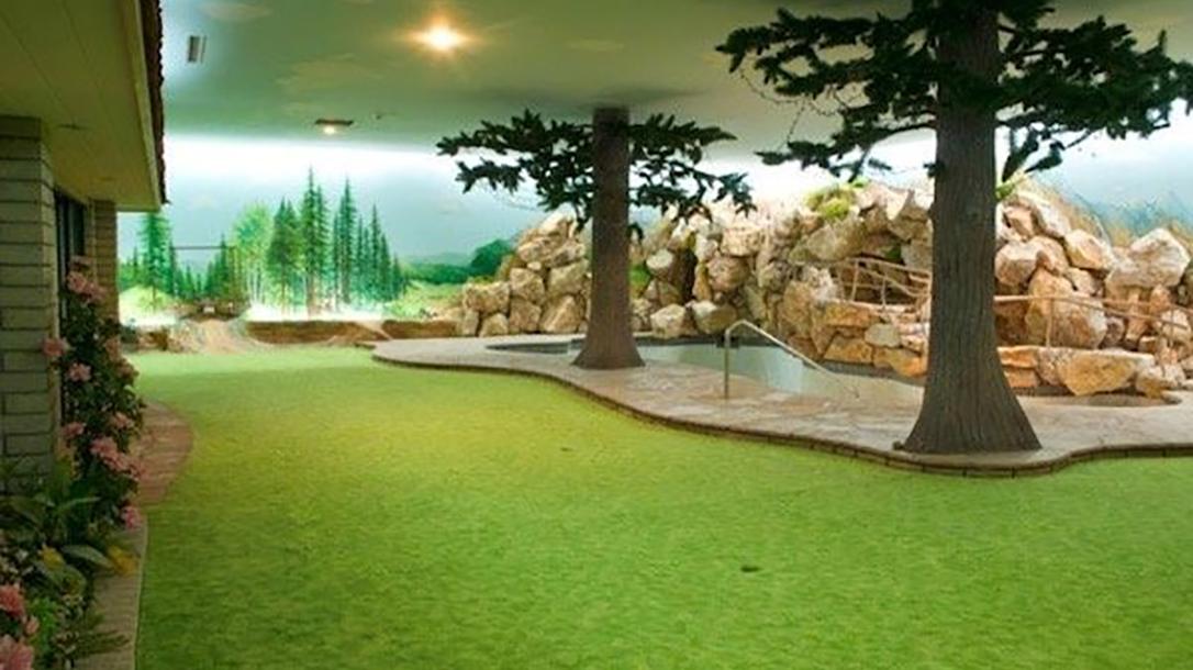 Las Vegas Underground Bunker