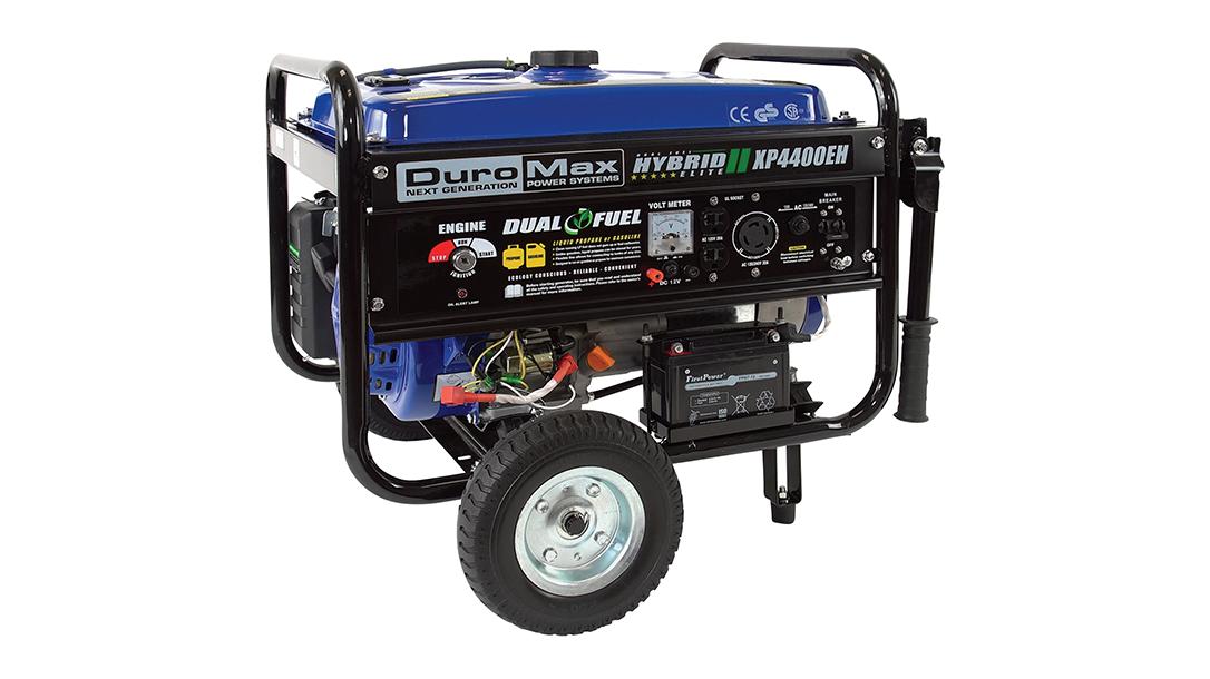 Duromax Hybrid Portable Generator