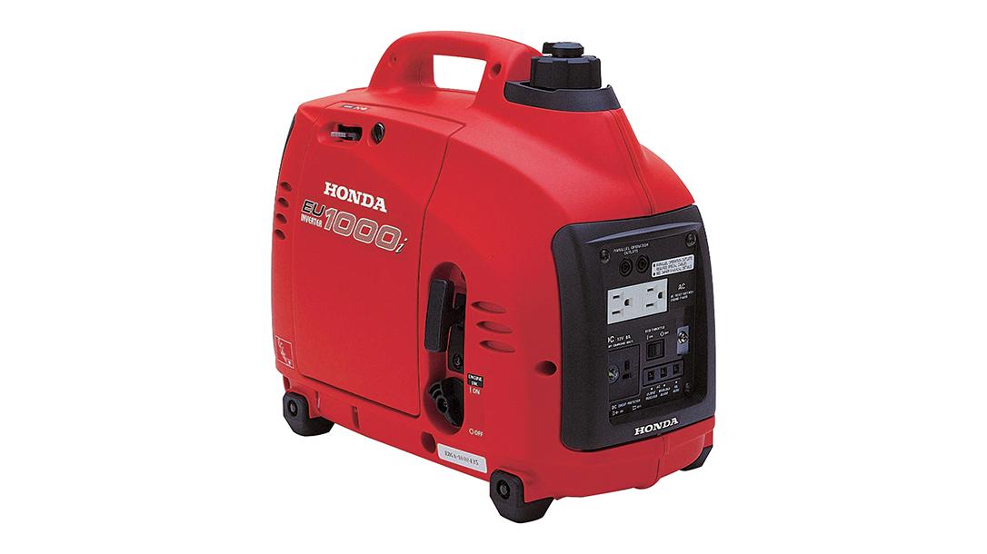 Honda EU1000i Portable Inverter Generator 2