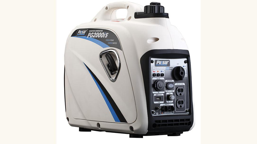 Pulsar 2000W Inverter Generator