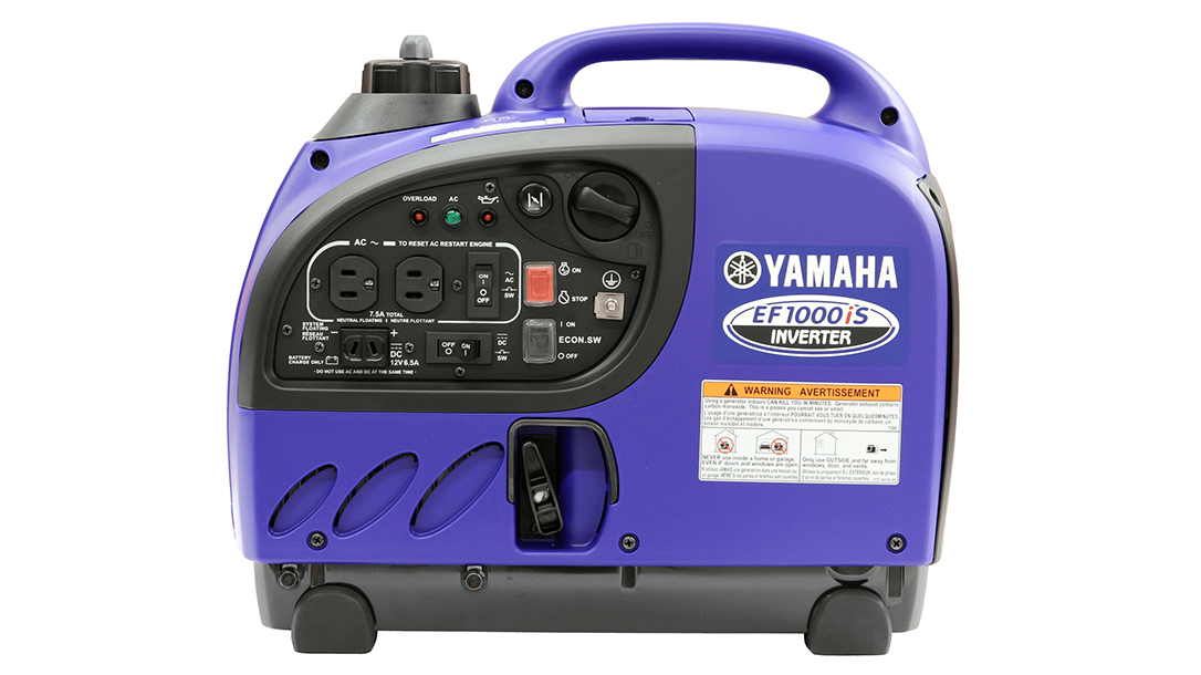 Yamaha EF 1000 Watt Inverter Generator