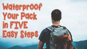 backpack, hiker