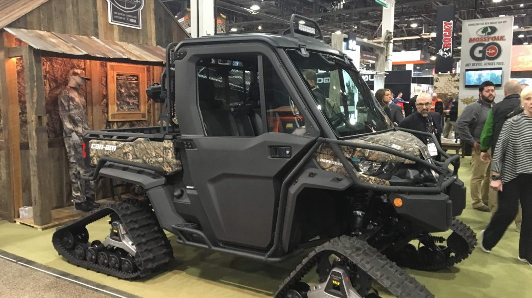 SHOT Show 2019 - off-road