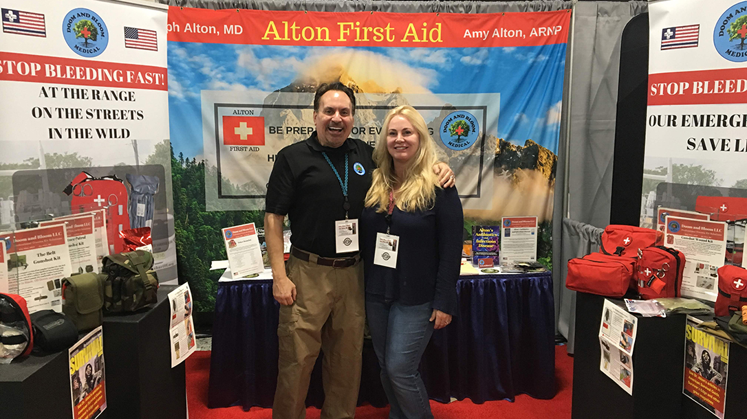 SHOT Show 2019 - Alton First Aid