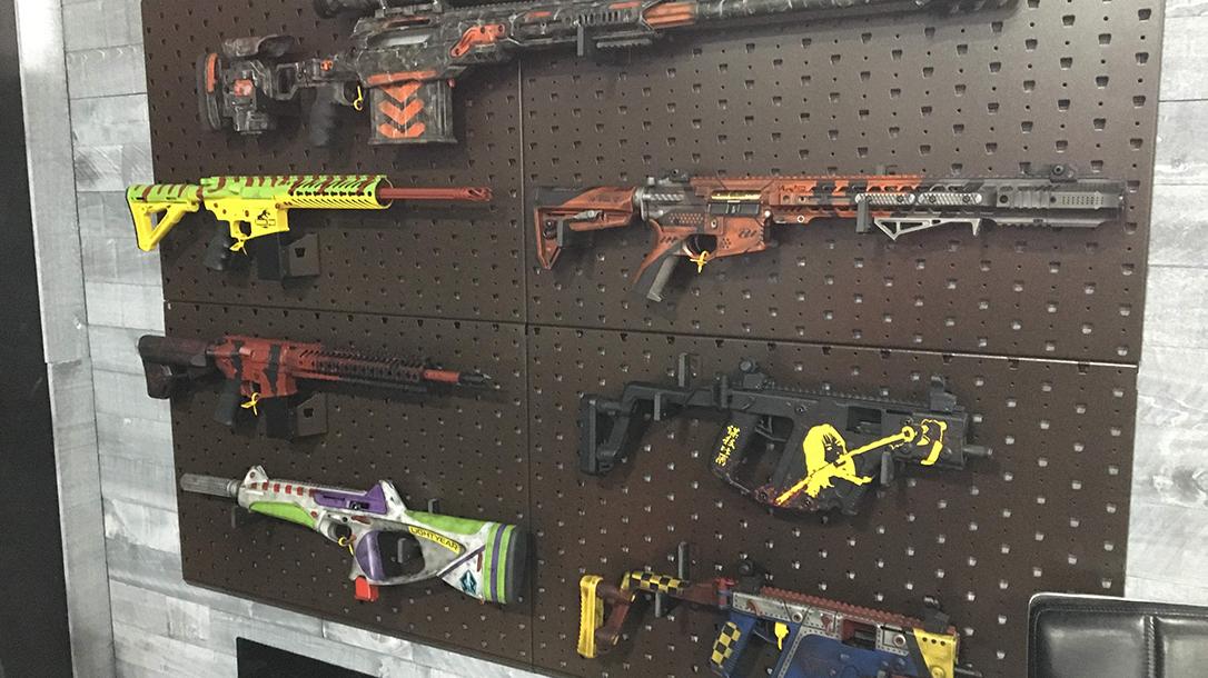 SHOT Show 2019 - rifles