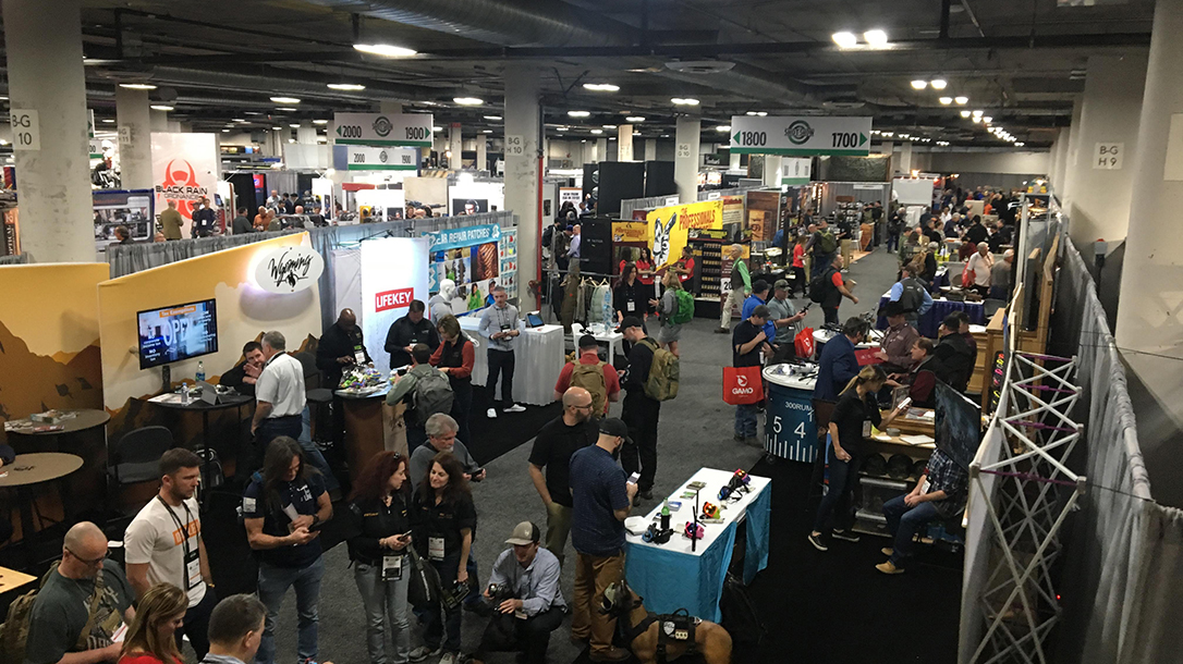 SHOT Show 2019 - crowd
