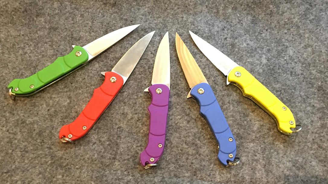 SHOT Show 2019 - Ontario Knife