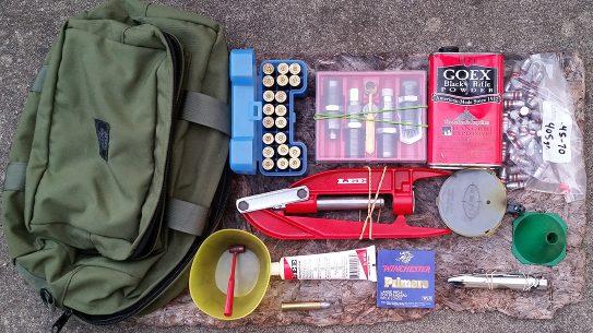 Handloading gear