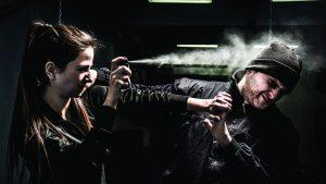 pepper spray, self-defense,