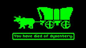 Oregon Trail video game
