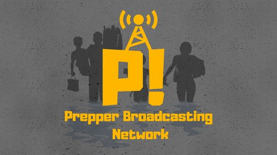 Prepper Broadcasting Network logo