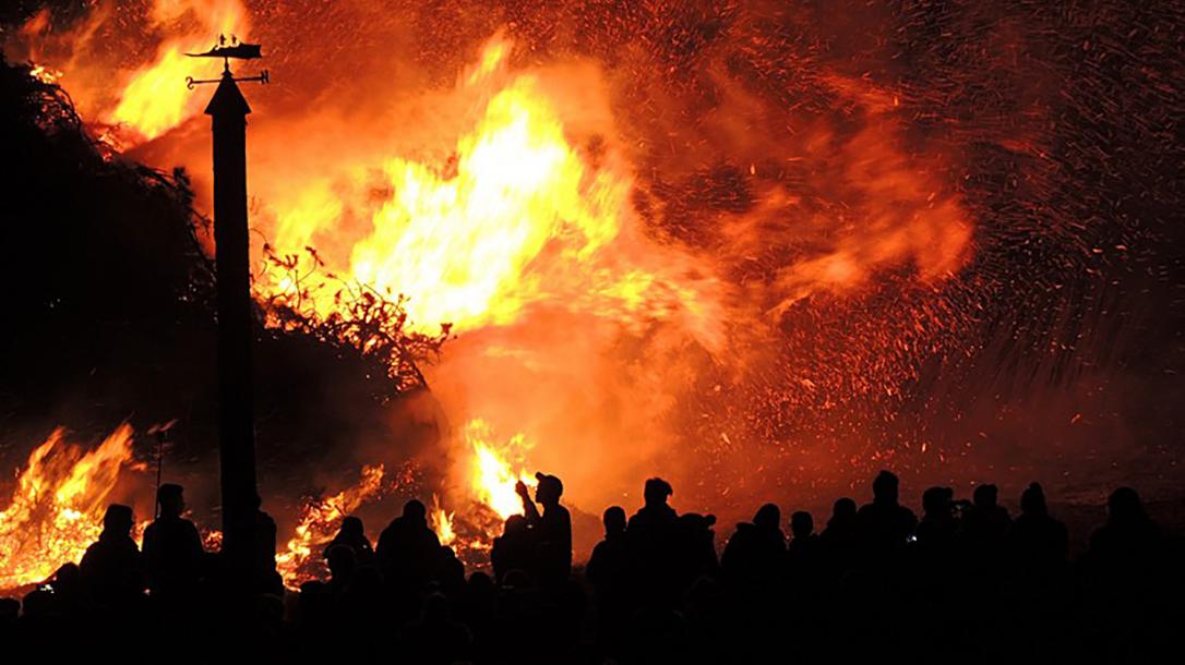 fire, riot