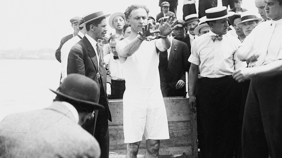 Harry Houdini, Survivalist Instructor