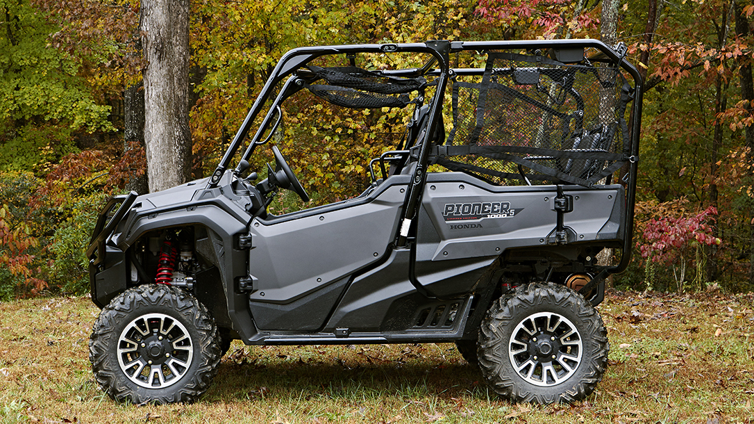 Test Drive How The Honda Pioneer 1000 5 Performs As A Survival Vehicle