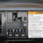 Honda Pioneer 1000-5 LE dashboard