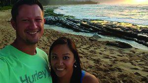 David and Michelle Paul, mysterious illness, beach