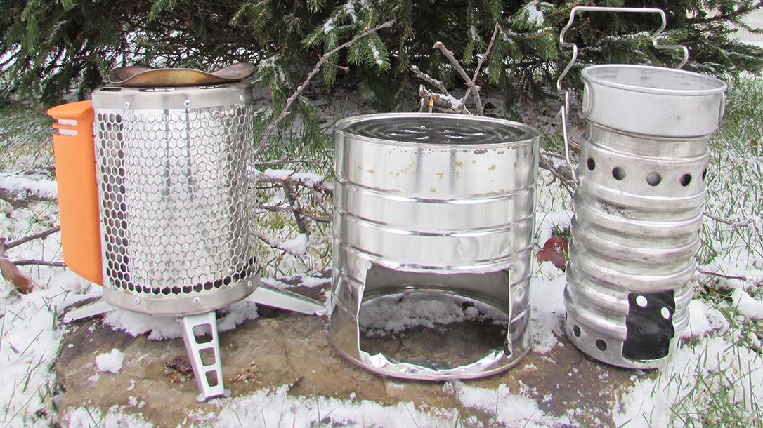 hobo stove, rocket stove, BioLite