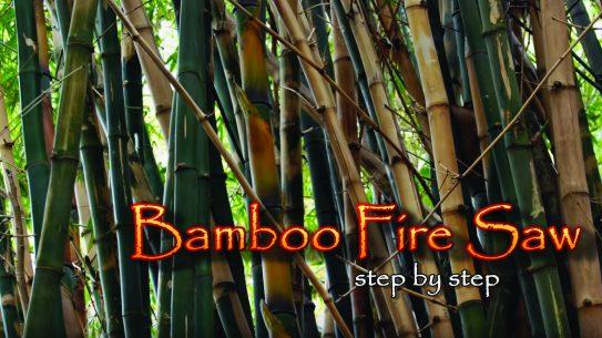 bamboo, fire starter