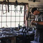 blacksmith, tools