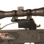 crossbow, scope