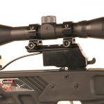 crossbow, scope