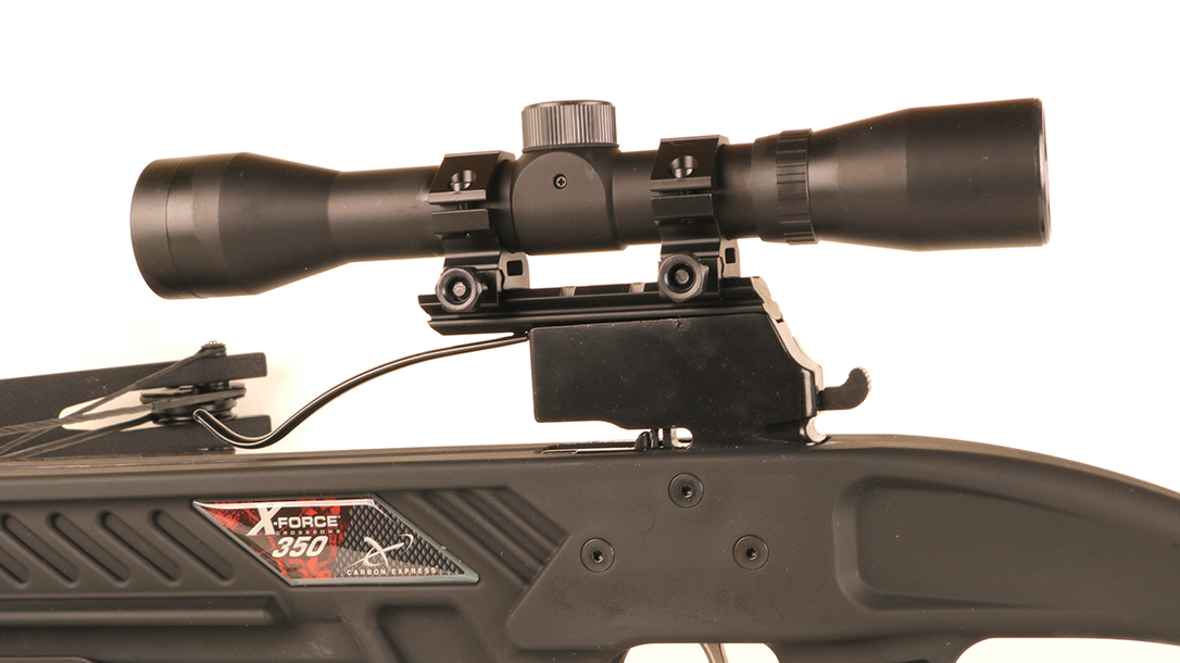 Carbon Express X-Force 350 Crossbow Is The Weapon You Need
