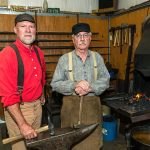 blacksmith, forge, tools