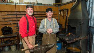 blacksmith, forge, tools