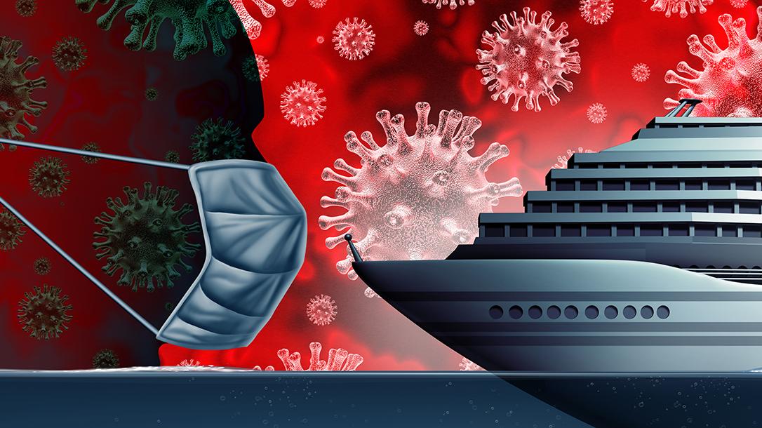 Cruise Ship Coronavirus Quarantine, COVID-19 Cruise Ship