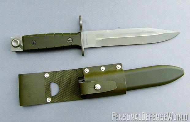 Sig Assault Rifle Bayonets
