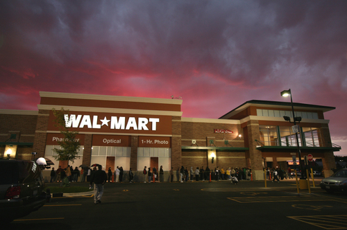 Walmart CEO says its time to consider assault weapons ban