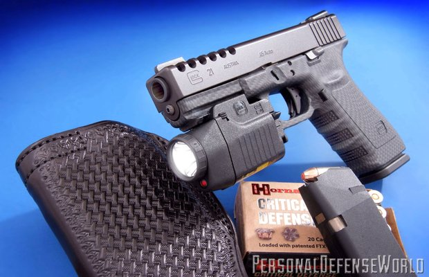 M12 Custom Glock Night Raptor 45 Acp