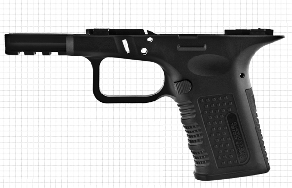 Timberwolf PROTO frame for Glock 19/23/32