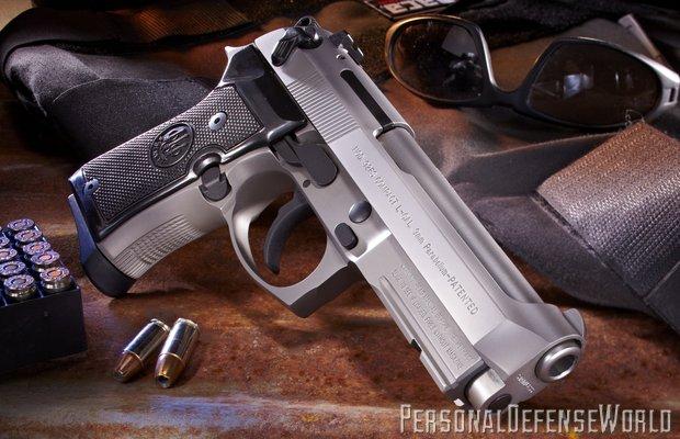 Beretta 92fs Brigadier Inox