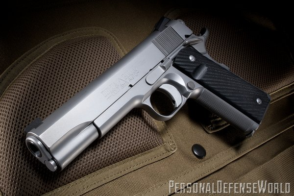 Colt Custom Shop Delta Elite 10mm