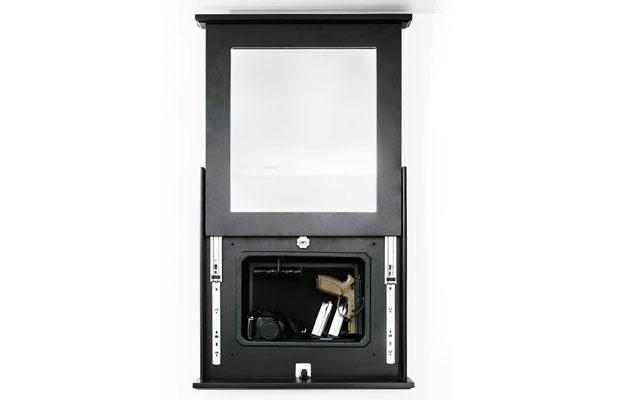 Tactical Walls Mirror Storage