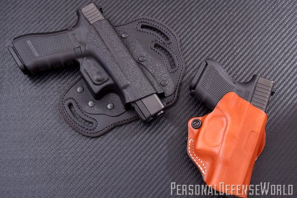 Carrying Your Glock