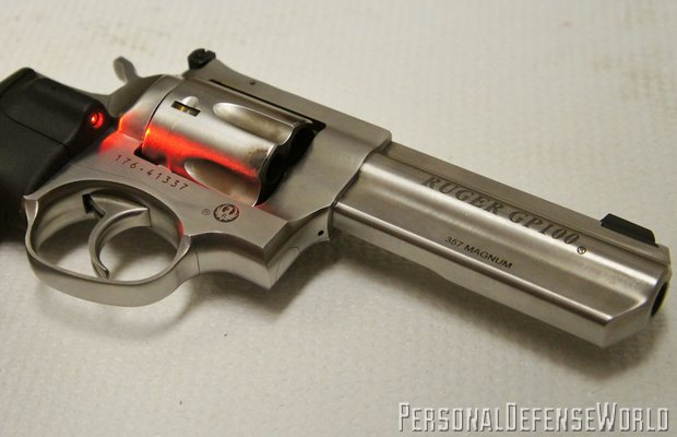 Custom Ruger GP100