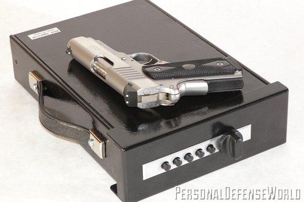 Gun Safety Begins at Home