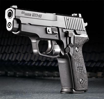 Sig Sauer Pistols >> Sig Sauer M11 - A1