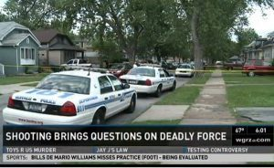 Buffalo Self-Defense Shooting