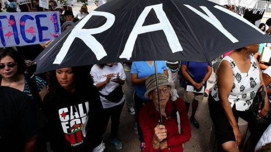 Trayvon Protest