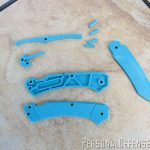 Klecker Knives Trigger Knife Kit